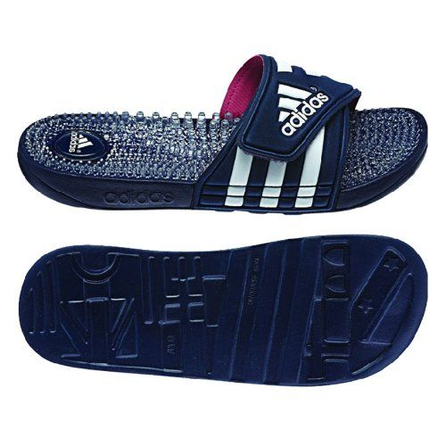 brand new c63a3 02439 Adidas Womens Adissage Fade Slides