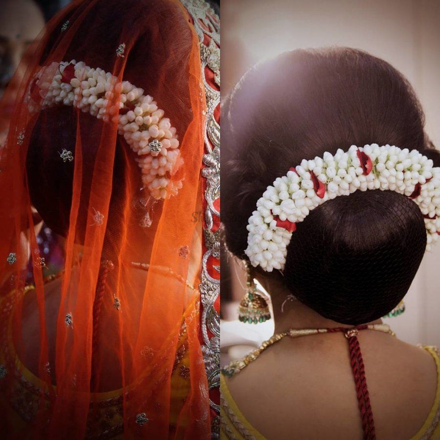 Jawdroppingly pretty hairstyle inspo from south indian