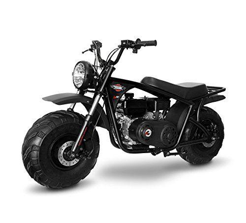 Fast Gas Powered Mini Bike Monster Moto 212cc Bike Repair