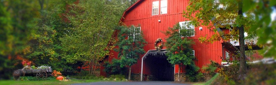 The Entrance Barn Whitestone Country Inn Bed And Breakfast