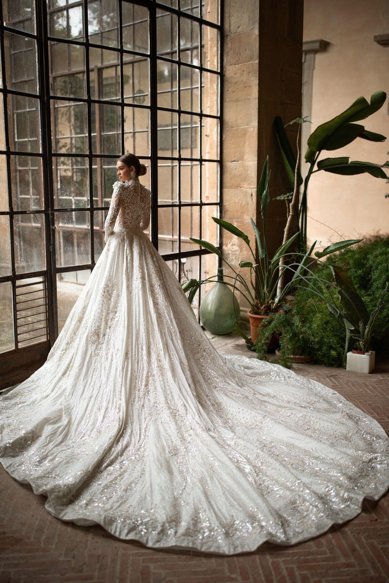 Helen Royal Collection Millanova Classy Wedding Dress