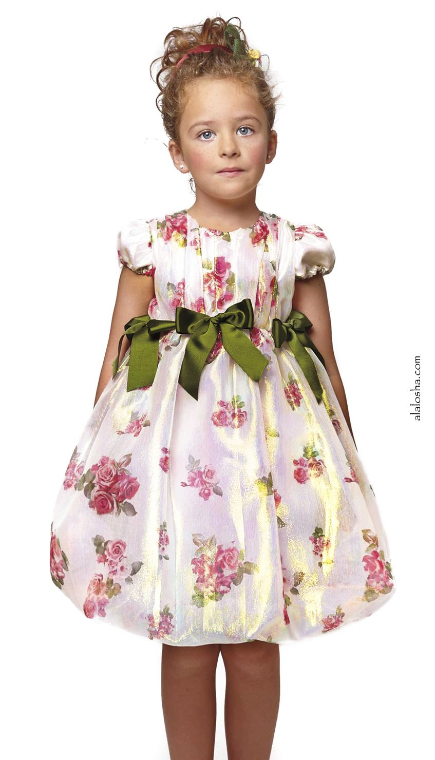 59e6be4cb235 ALALOSHA  VOGUE ENFANTS  Exceptional dresses
