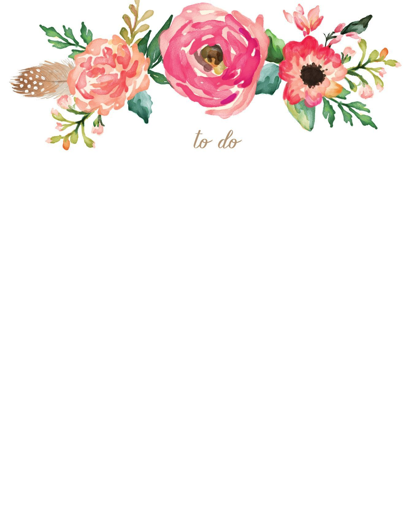 Flower Garden Notepad Charm Gumption Fondos Para