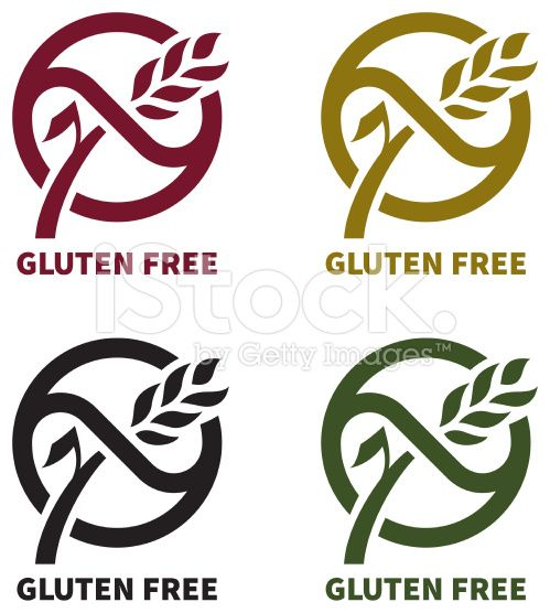 Gluten Free Symbol Just Select And Change Color As You Want Gluten Free Logo Gluten Free Symbol Free Logo