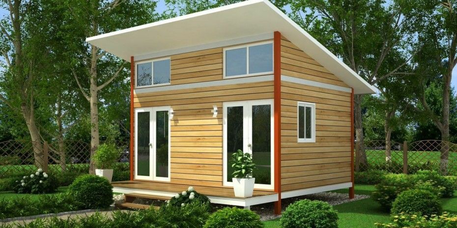 Architecture inspiration admirable small house types for Small wooden house design