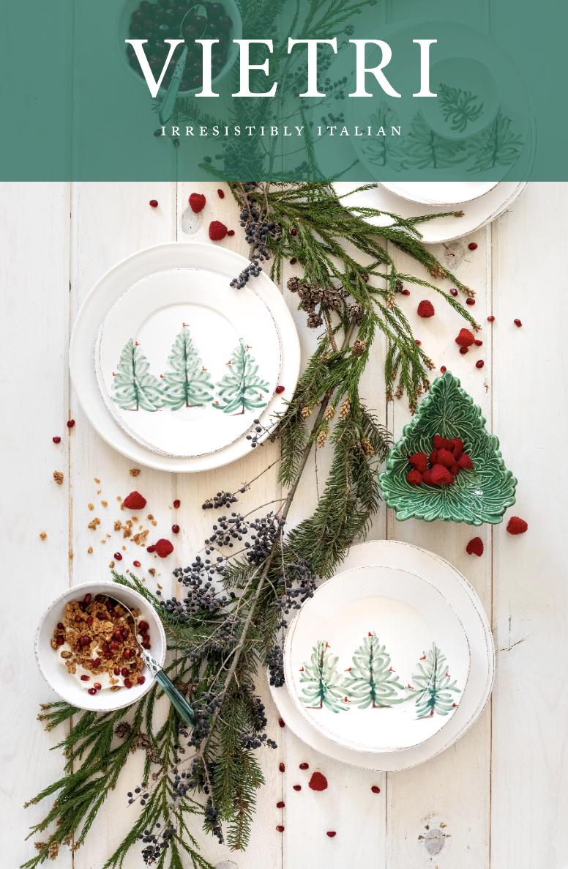 New 2020 Christmas Vietri VIETRI Pre Order your Holiday Dinnerware Now! in 2020 | Christmas