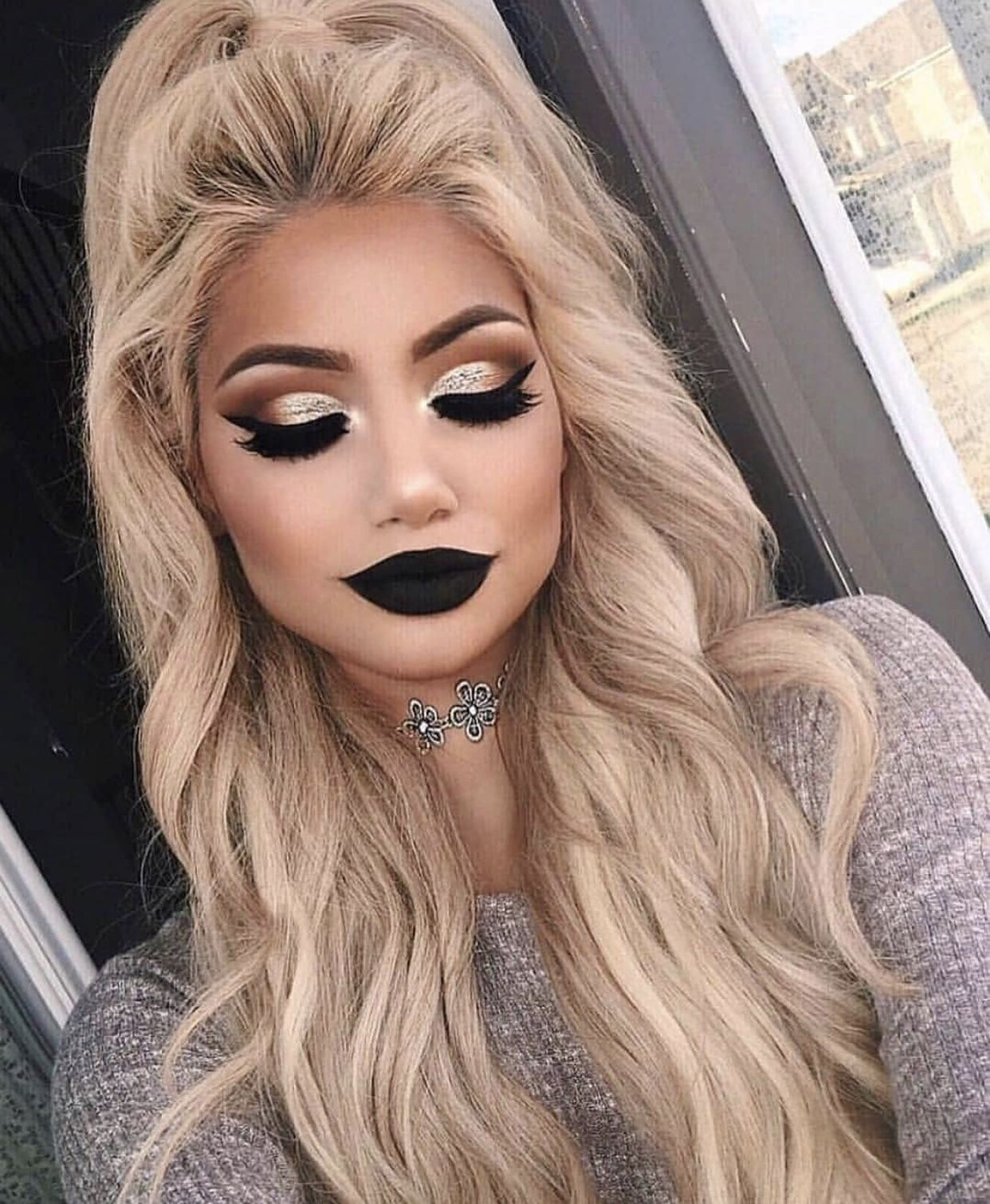 Pretty makeup image by Kassy M on Makeup Inspo Hair