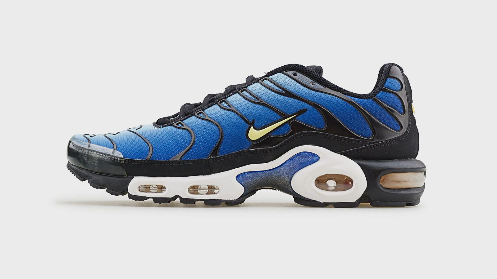 The Untold Story of the Nike Air Max Plus | SPORTS! em 2019