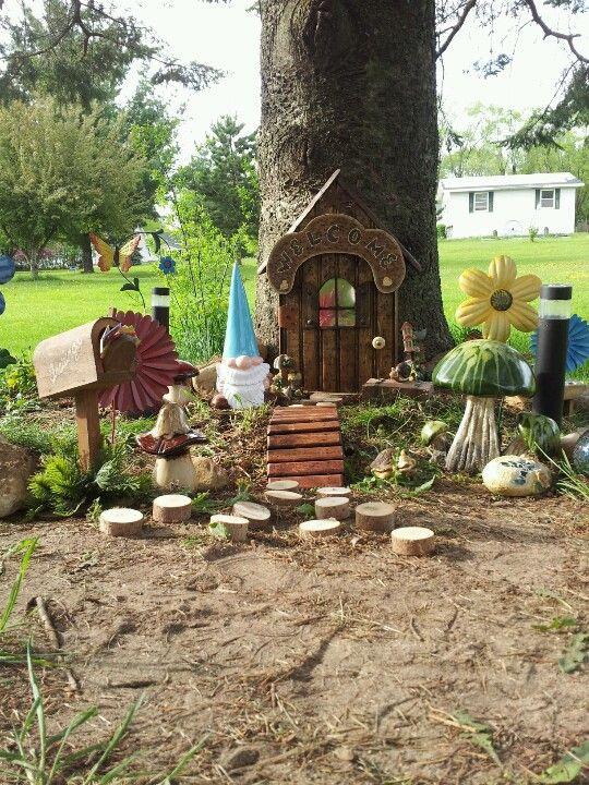 Gnome Village Comes To Life!