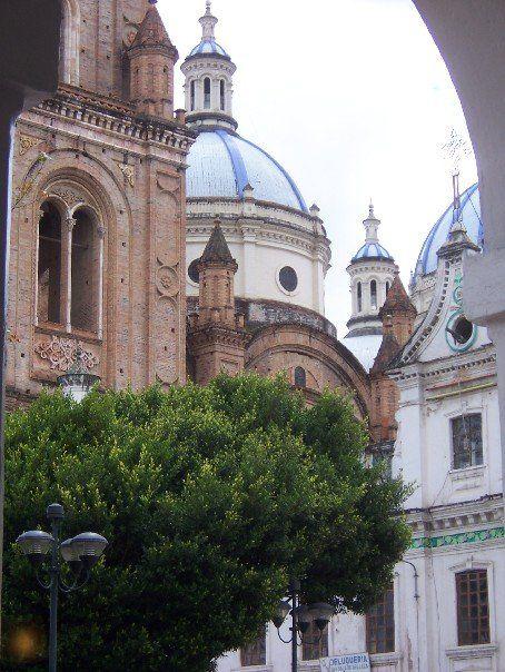 Layers of Churches - Ecuador