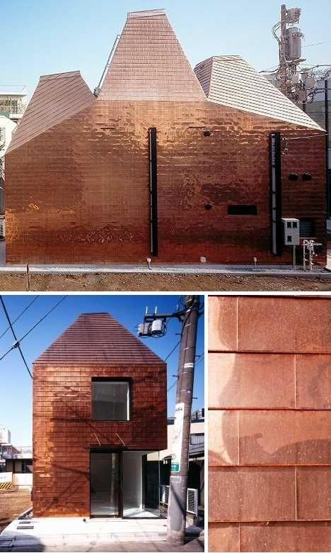Copper Clad Buildings Cladding Design Exterior Cladding Options Building Cladding