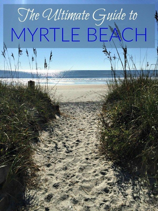 The Affordable Ocean Playground Of Myrtle Beach Is Packed Full Fun Family Friendly Activities Here Are Best Things To Do In With Kids