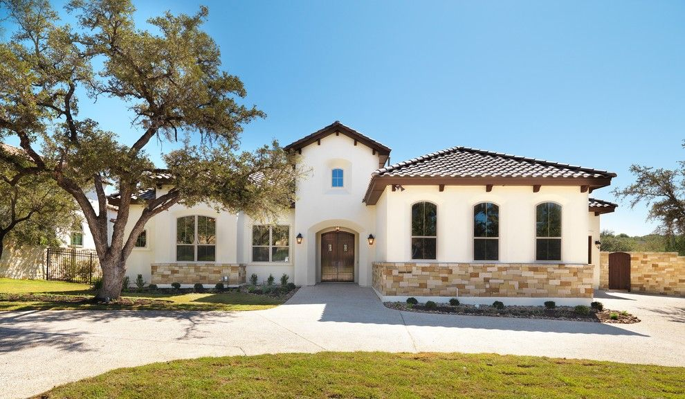 coastal home exteriors with stone and stucco google search mi - Stucco Design Ideas