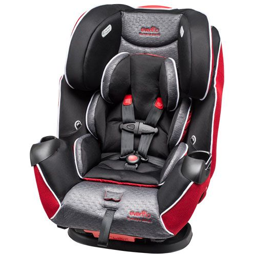 Even Flo Platinum SymphonyTM LX All In One Car Seat Autry