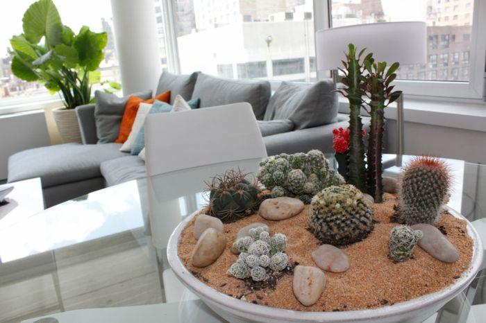 Zimmerpflanzen Modern pflegeleichte zimmerpflanzen 28 dekoideen für die moderne wohnung