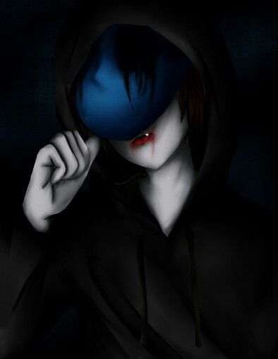 Eyeless Jack Creepypasta character speedpaint by RenRaive. Such simple shading, yet when finished makes it look awesome. I do not own this