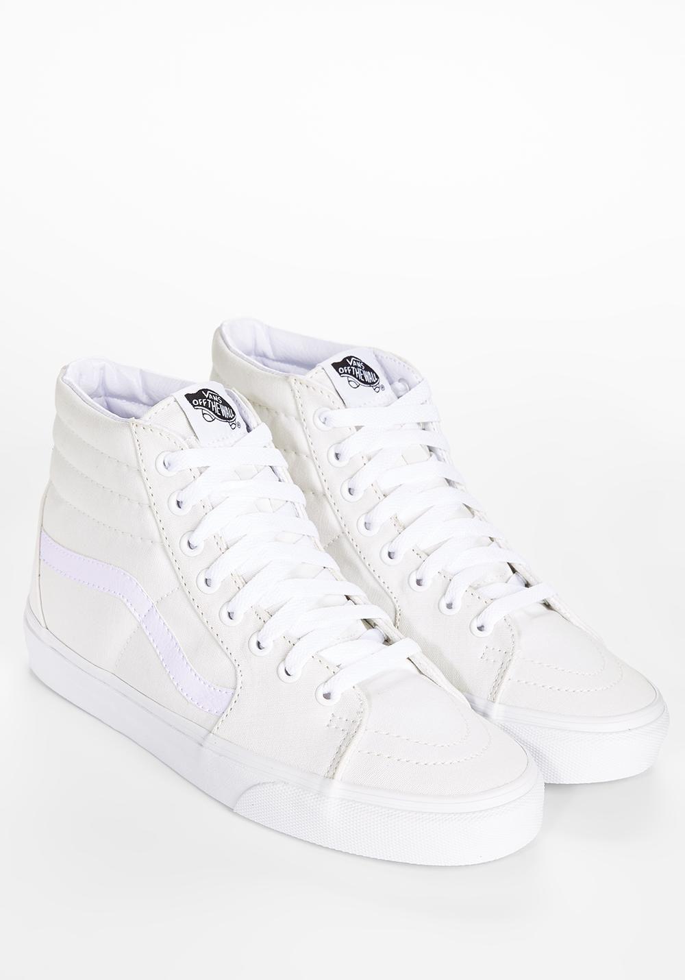 VansSK8 Hi whitewhite   Schuhe online shop, Schuhe online