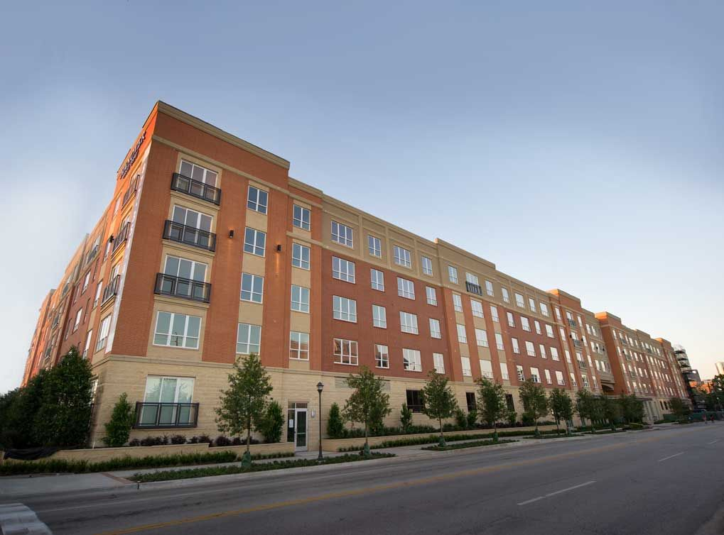 AMLI River Oaks luxury apartments in Houston, TX