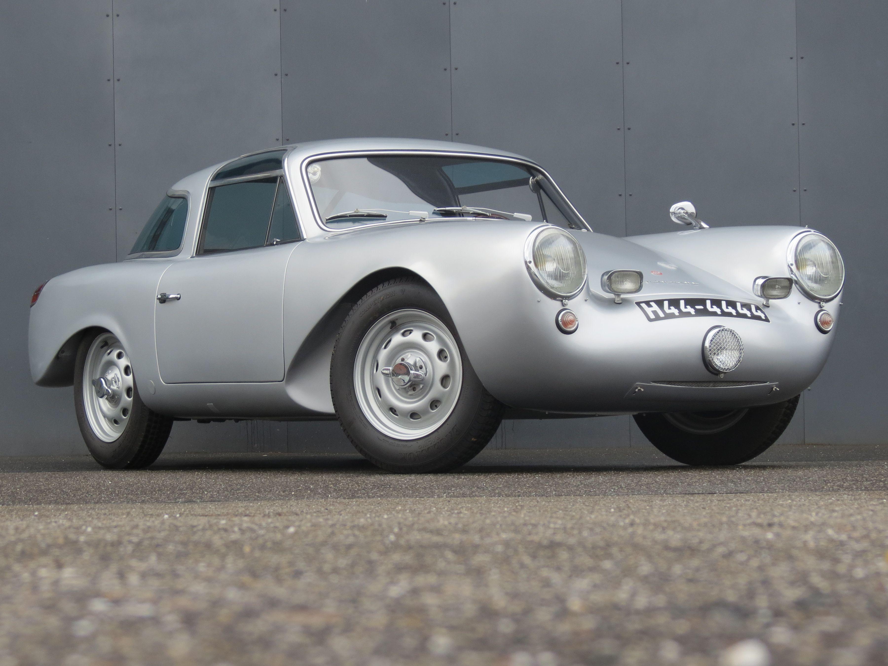 1954 Porsche Glöckler Coupé