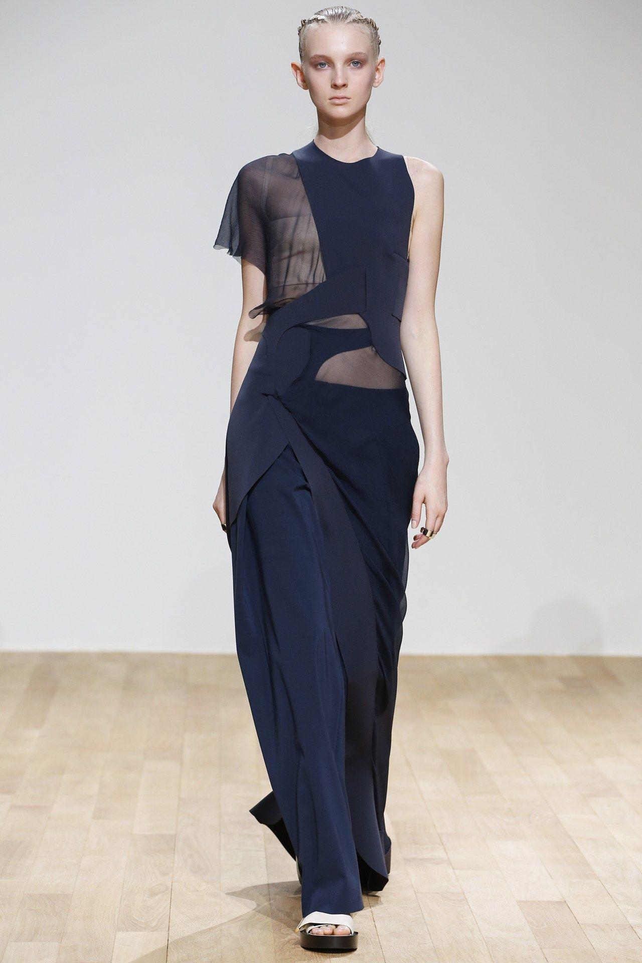 Esteban Cortazar Spring/Summer 2015 Ready-To-Wear Paris Fashion Week