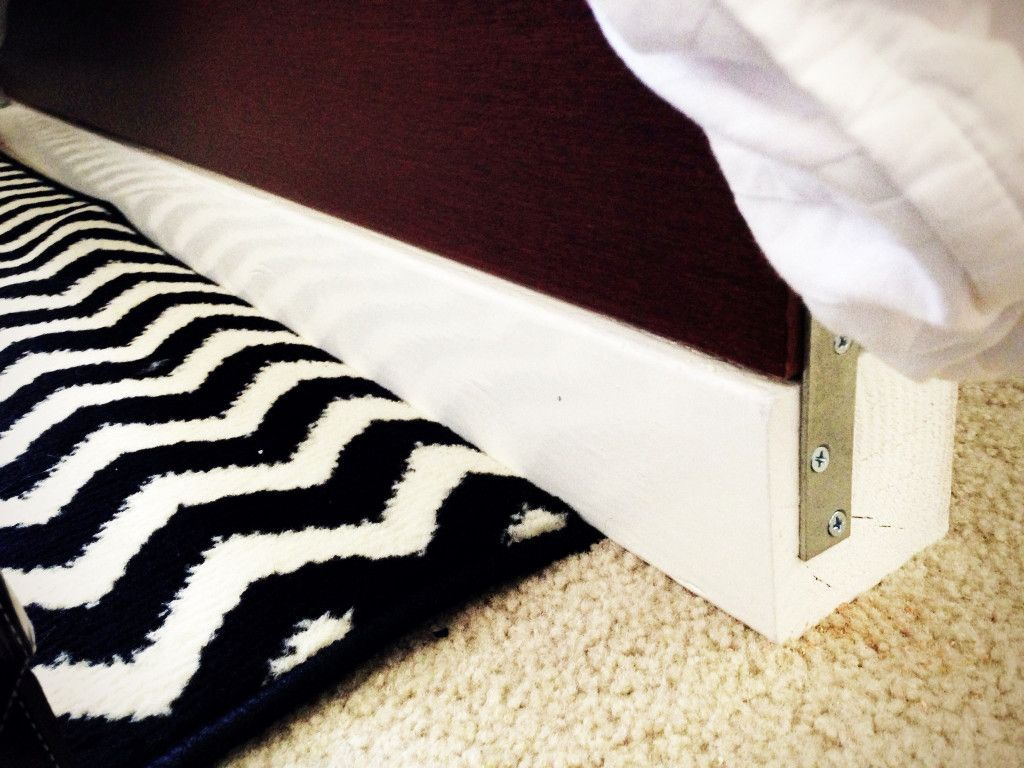 How To Raise The Malm Bed Finally Diy Home Improvement