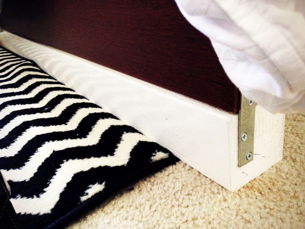 How To Raise The Malm Bed Finally Ikea Hackers Ikea Malm Bed