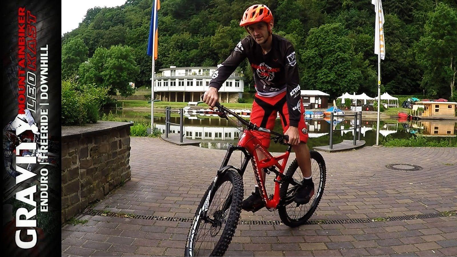 Bmlk 11 Mtb Trackstand Balance Training Mit Dem Mountainbike
