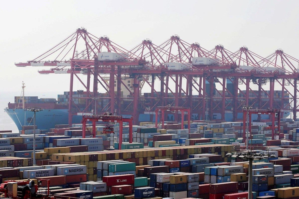 Chinas Naval Buildup Threatens Its Own Port Ambitions