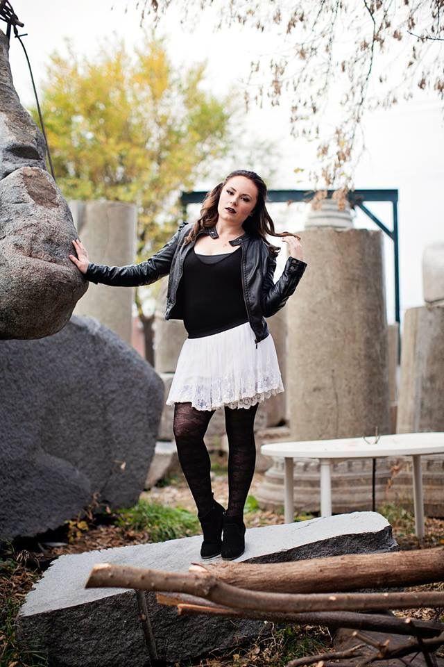 modeling photo credit: Veronica Barnes
