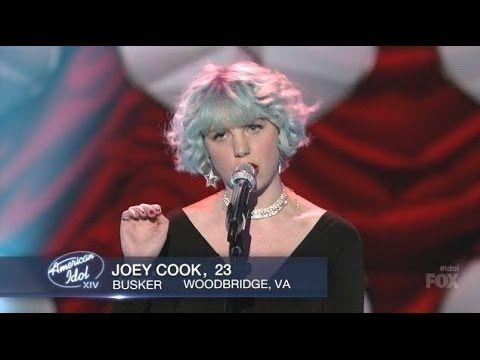 Joey Cook - Fancy (Season 14) | Read more: https://scarletscribs.wordpress.com/tag/american-idol/
