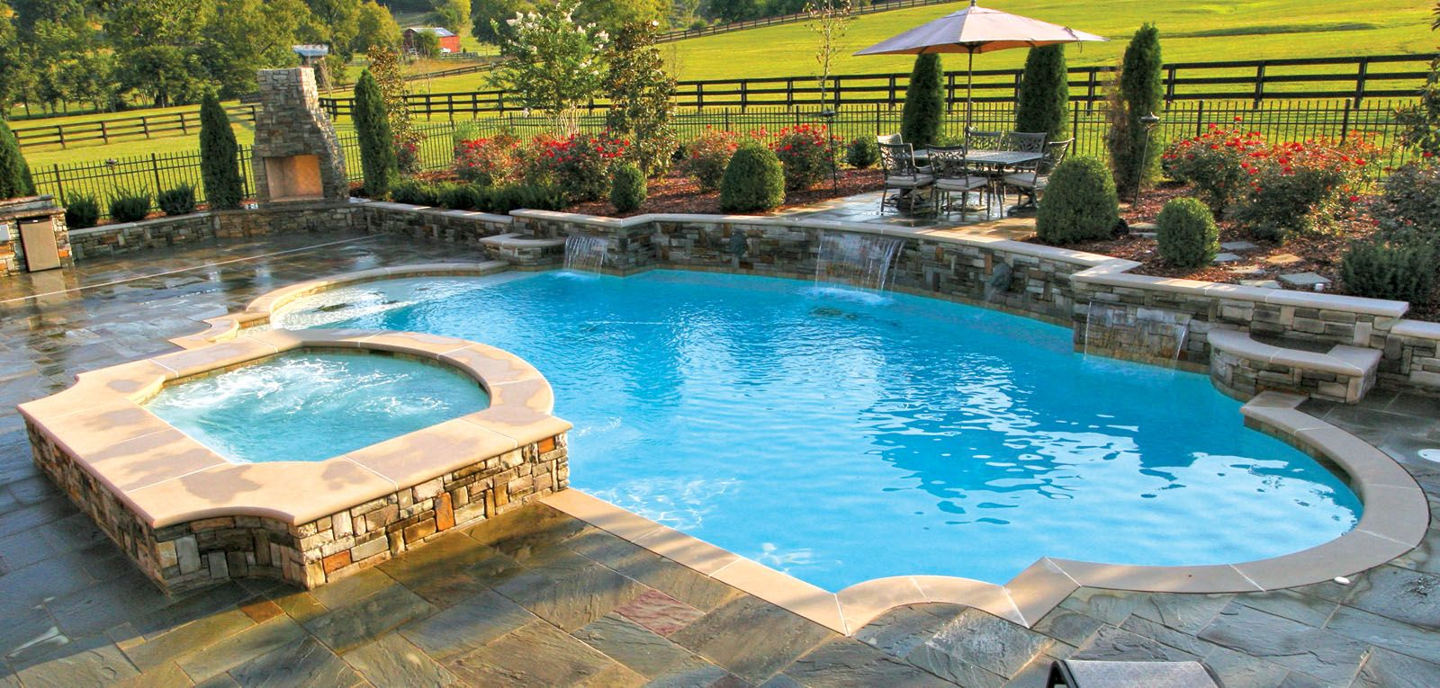 Roman / Grecian Pools   Blue Haven Custom Swimming Pool And Spa Builders   Pool  Designs   Pinterest   Roman, Swimming Pools And Spa