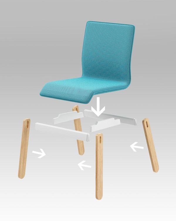 plug chair project 2013 by redo design studio via behance redo design studio pinterest. Black Bedroom Furniture Sets. Home Design Ideas
