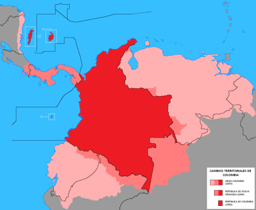 Colombian territorial changes from 1825 to 1950 tiburonvolador colombian territorial changes from 1825 to 1950 tiburonvolador colombian territorial history is one of gumiabroncs Choice Image