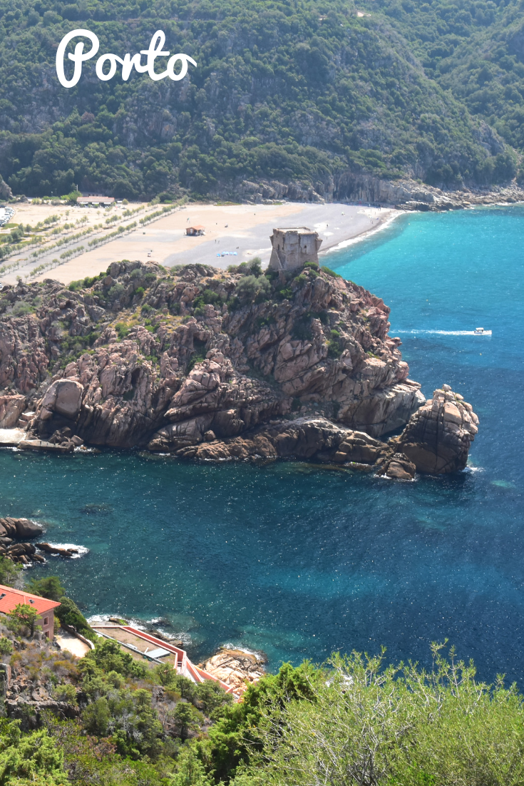 Corse Porto Portu Est La Marine Du Village D Ota Le Golfe De Porto Inscrit Au Patrimoine Mondial De L Humanite Photos Voyages Paysages Magnifiques Porto