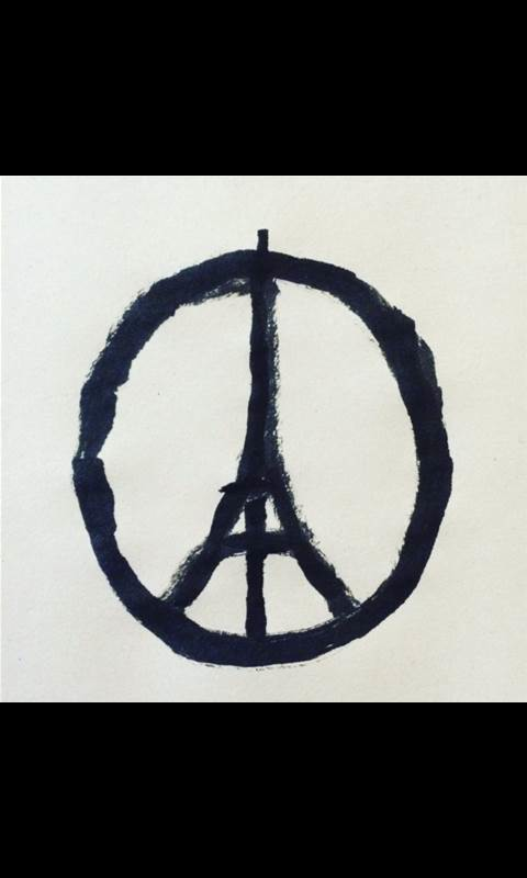 this doesn't have anything to do with this board but- peace for Paris. The worlds prayers are with the victims