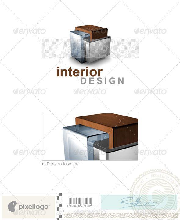 Home & Office Logo - 3D-484