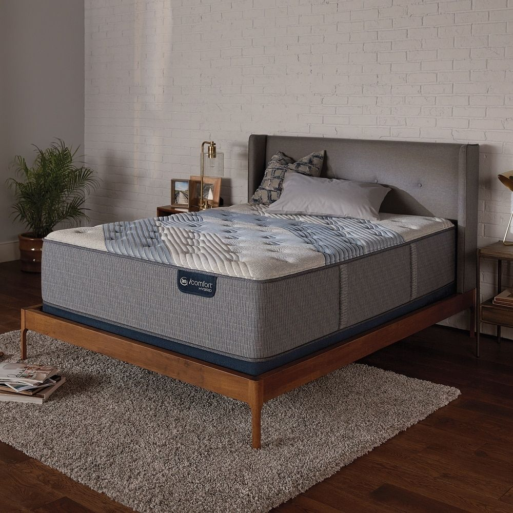 Blue Fusion 3000 15inch Plush Hybrid Mattress