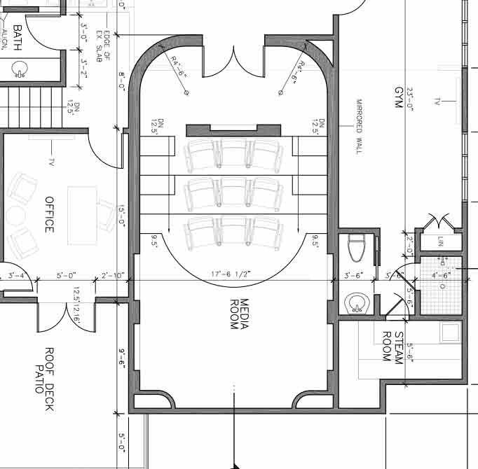 Home Theater Plan - Google Search