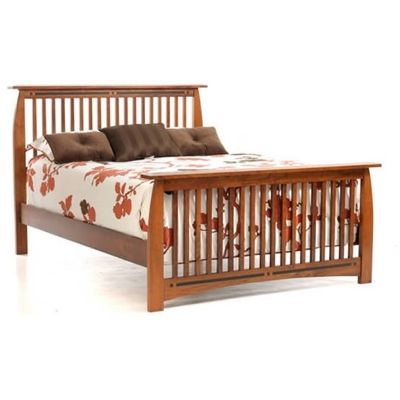 Slat Bed Scottsdale Bedroom Furniture Made in USA available ...