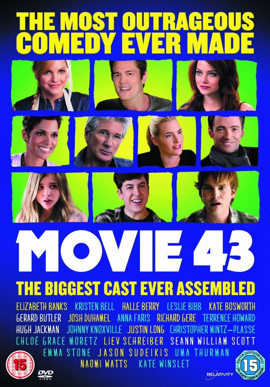 Movie 43 Movie 43 Seann William Scott Hugh Jackman