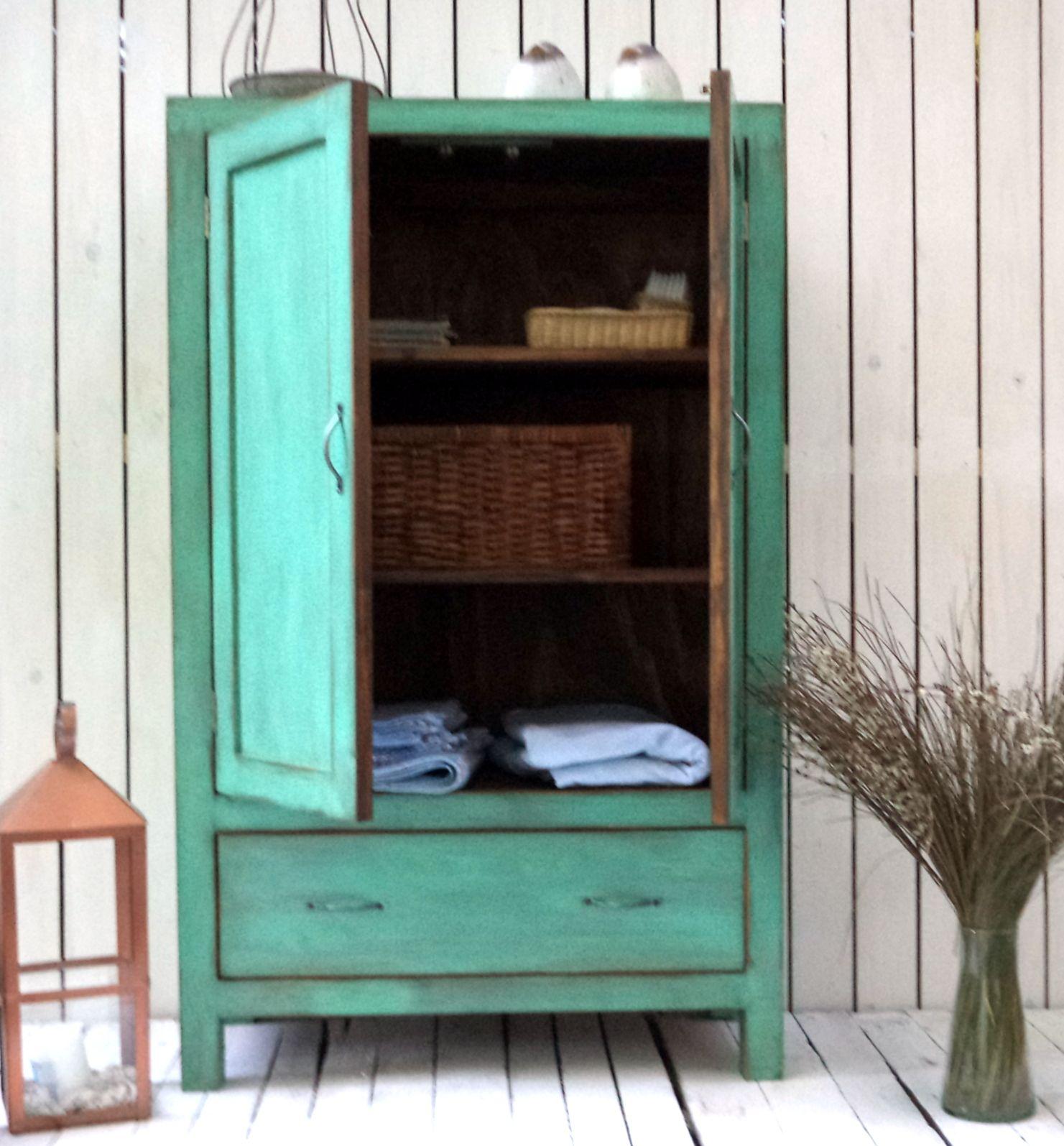 Gabinete Urbano Color Aqua Cosas Para Comprar Pinterest  # Muebles Junco Santo Domingo