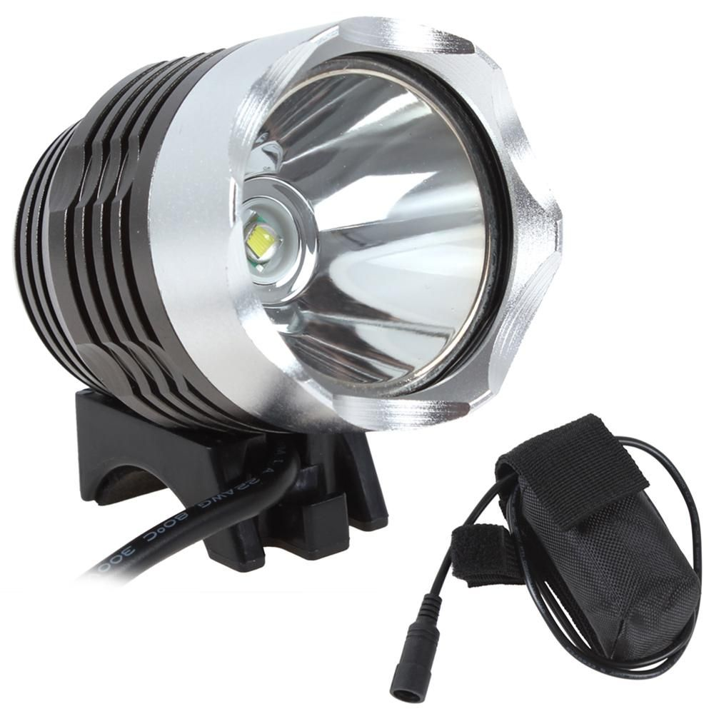 Super Bright MTB Bike CREE T6 LED Front Light Flash Torch Waterproof For Bicycle