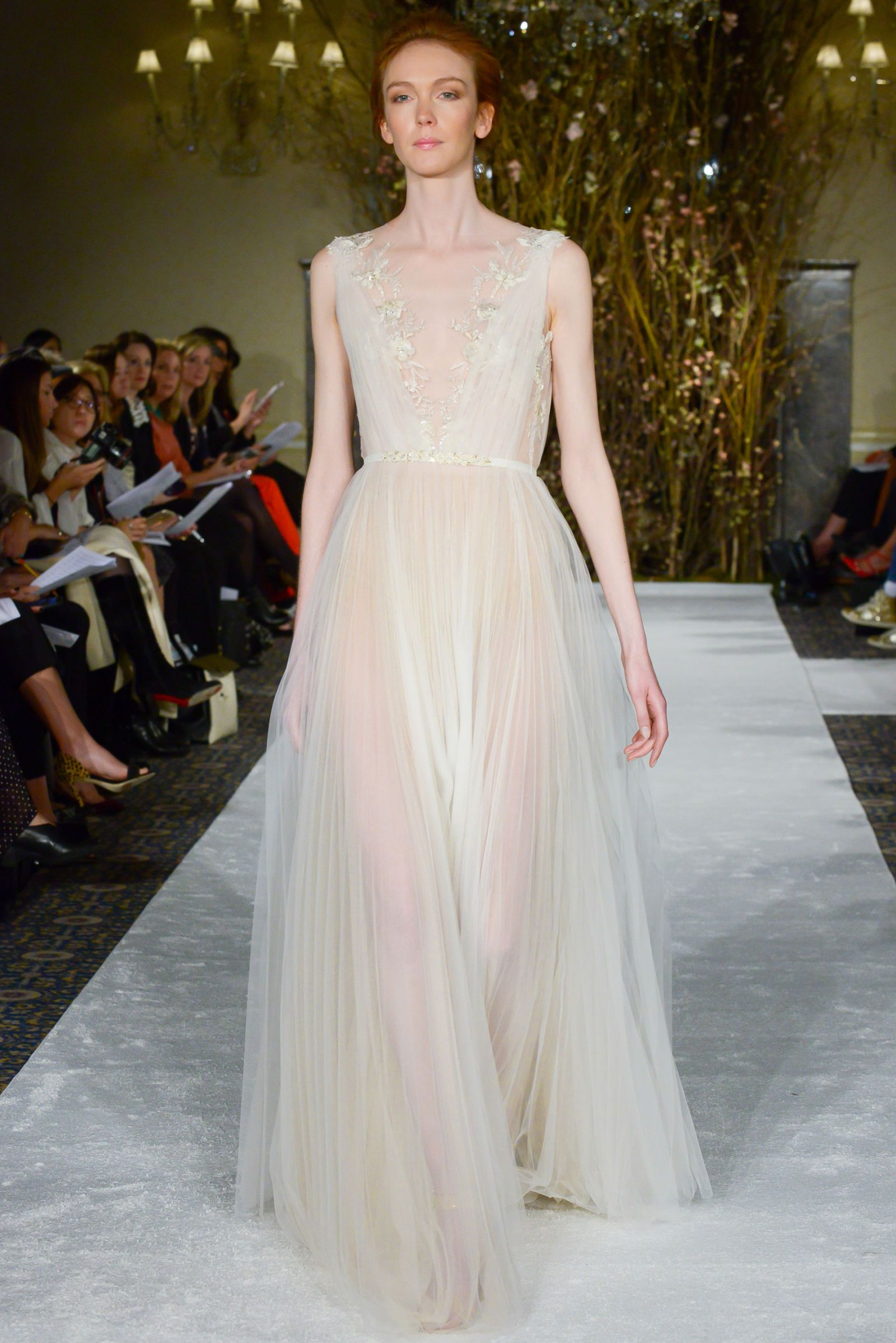 Watch Best of Bridal Fashion Week: 25 Wedding Gowns From Marchesa, Vera Wang, andMore video