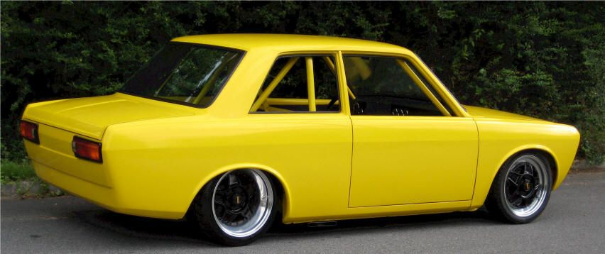 Turbo Rotary Datsun 510   Datsun cars, the 510 and the Z ...