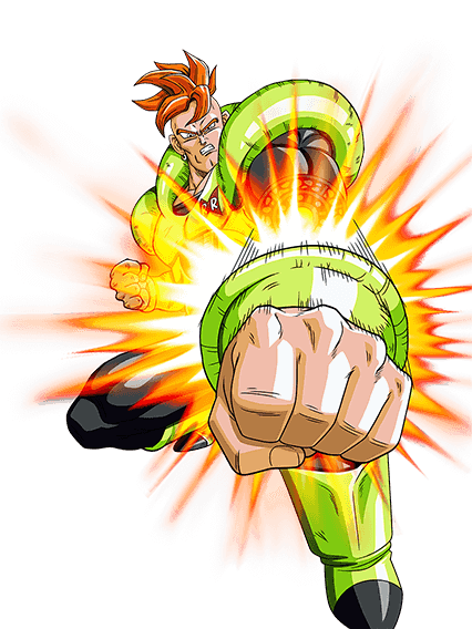 Power Unleashed Android 16 Phy Sr Game Cards Dbz Space Dragon Ball Artwork Anime Dragon Ball Dragon Ball Wallpapers