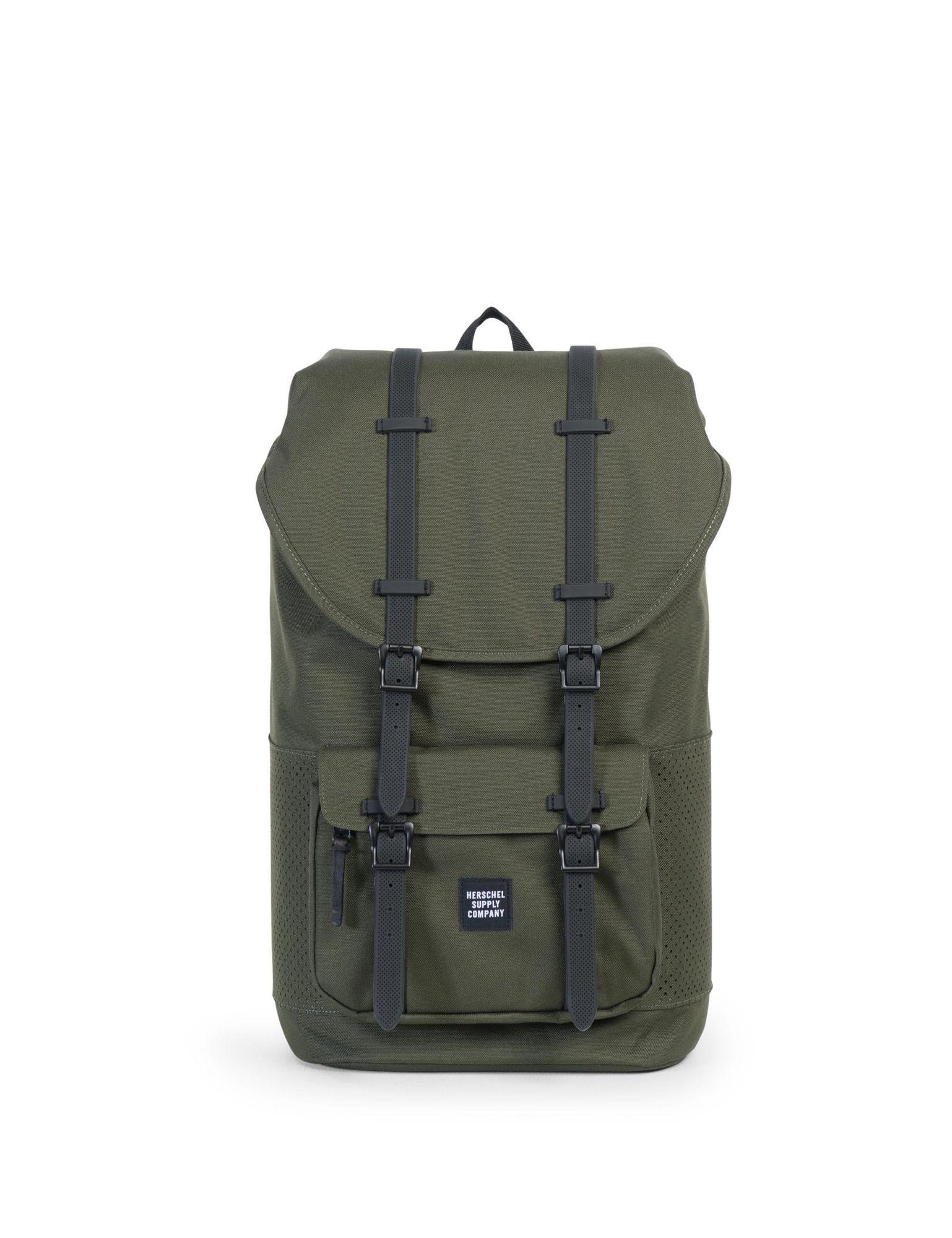 Little America Unisex Prasino Sakidio Herschel Backpack Herschel Supply Co Backpacks