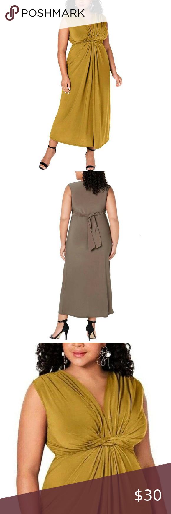 Love Squared 3x Marigold Maxi Dress Nwt Cw47 Maxi Dress Dresses Womens Dresses [ 1740 x 580 Pixel ]