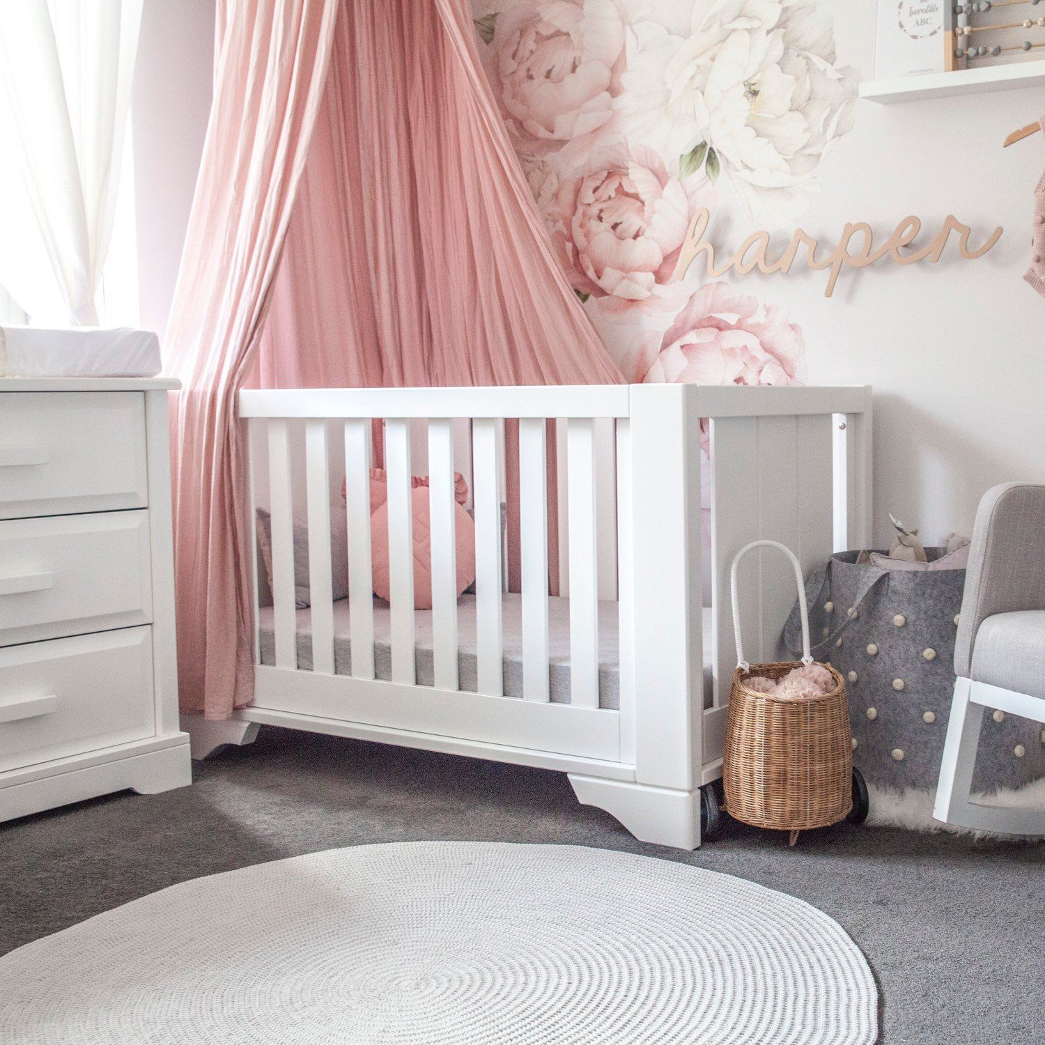 S Round Rugs Perfect For A Baby