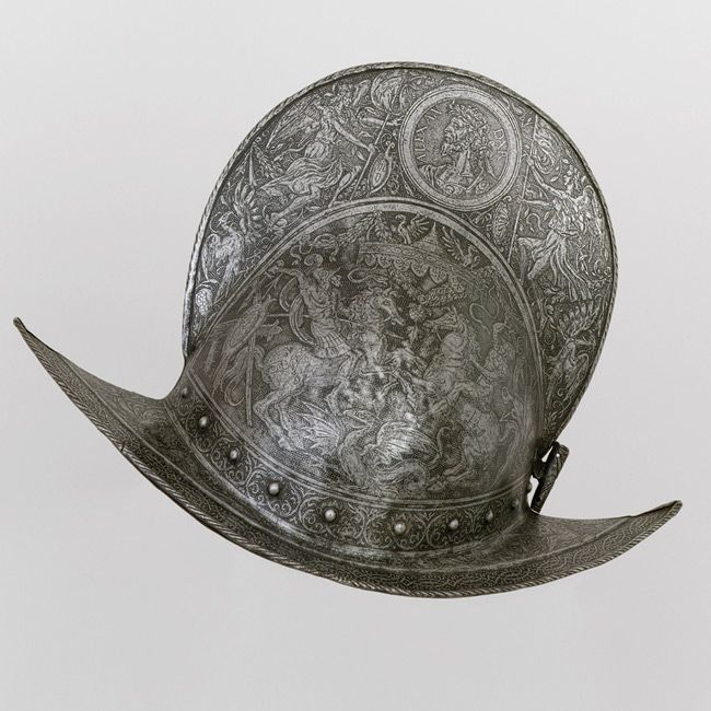 Morion [Germany (Brunswick) (1999.62) | Heilbrunn Timeline of Art History | The Metropolitan Museum of Art