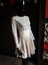b7a39578a42 LACE AND LEATHER